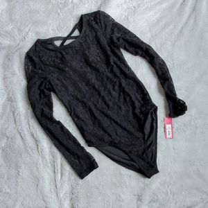 NWT!  Lace Body Suit!